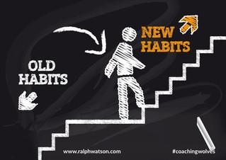 Bust that habit - fast
