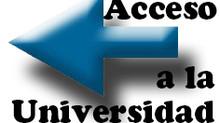 Instrucciones para la realización de la Prueba de Evaluación de Bachillerato para el Acceso a la Uni