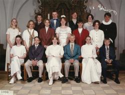 Egebjergkirke_konfirmander_1996