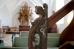 egebjergkirke_prædikestol_detalje