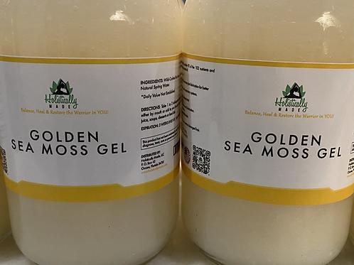 Golden Sea Moss Gel