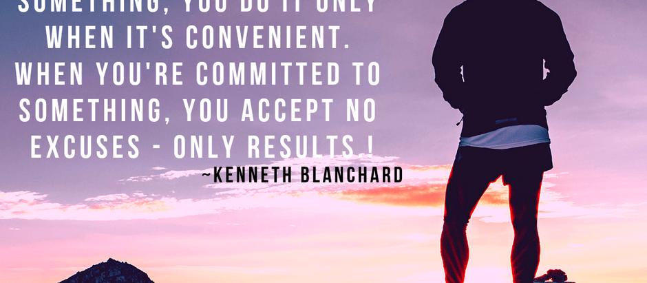 Interest vs Commitment
