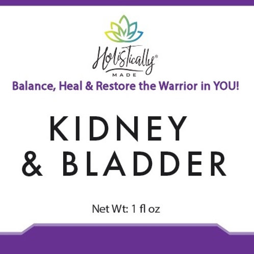 Kidney & Bladder Tincture