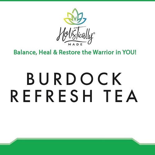 Burdock Refresh Tea