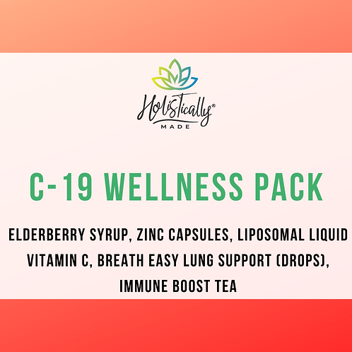 C-19 Wellness Pack