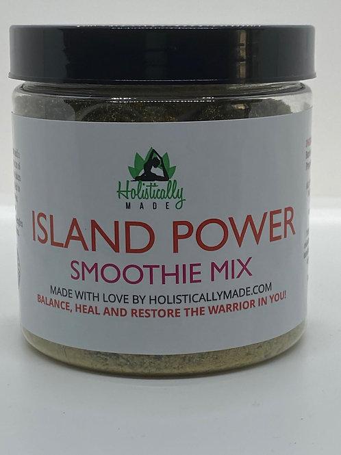 Island Power Smoothie Mix