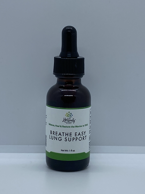Breathe Easy Lung Support (Drops)