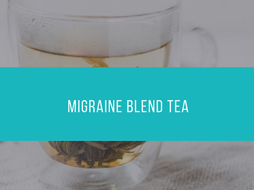Migraine Blend Tea