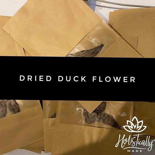 Duck Flower (Dried)