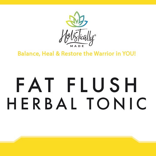 Fat Flush Herbal Tonic