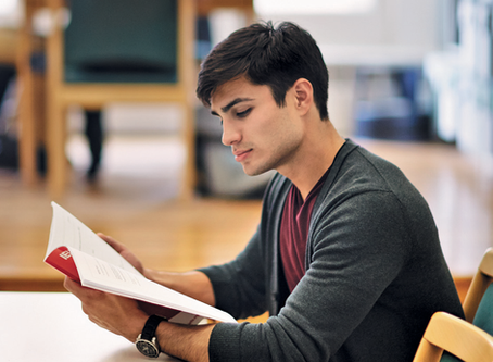 How to speed read to improve your IELTS reading score