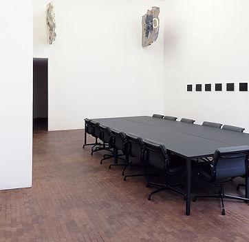installation view  offene gesellschaft