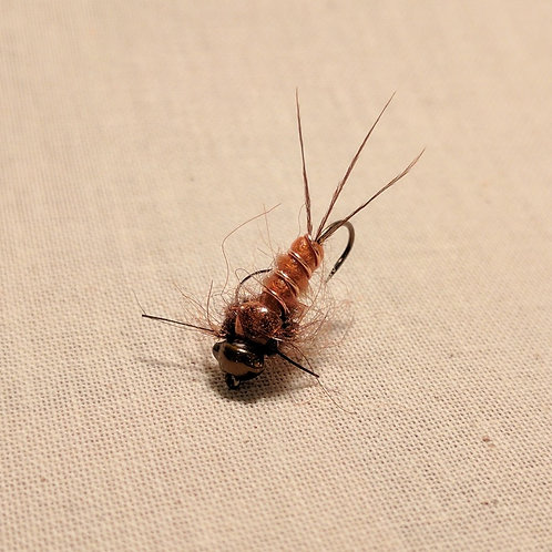 Nymph-Head® Mayfly Burrower