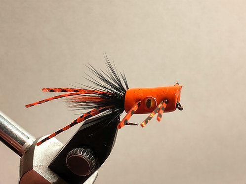 Red-Eyed Popper