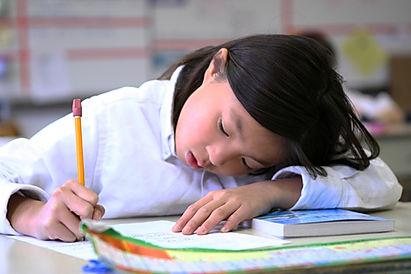 Aftercare homework