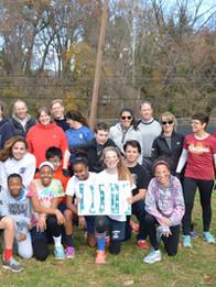 8th Grade v. Faculty Turkey Bowl