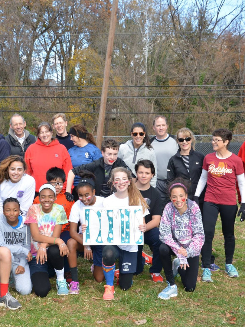 8th Grade v. Faculty Turkey Bowl