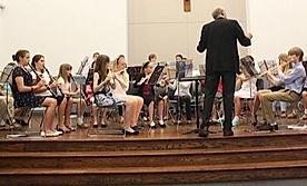St. Bartholomew ADW Band Concert