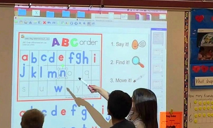 Interactive Software In Every Classroom