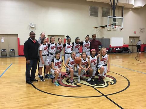 CYO Girls 14U Basketball