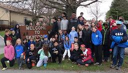 St. Barthlomew 6th Grade Outdoor Ed Program