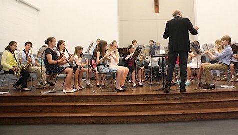 St. Bartholomew School ADW Band Concert