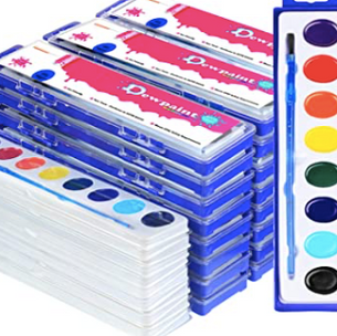 Water Color Paint Sets