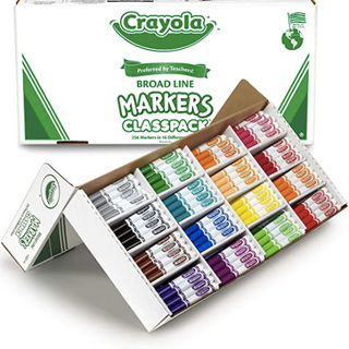 Class Set of Markers