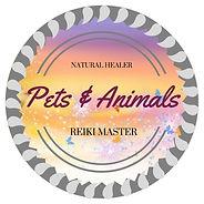 Natural Healer Pets & Animals Reiki Mast