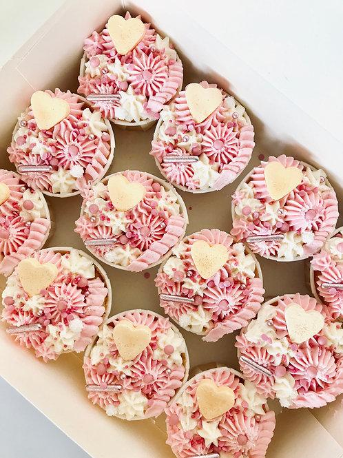 Cupcakes - Pastel theme