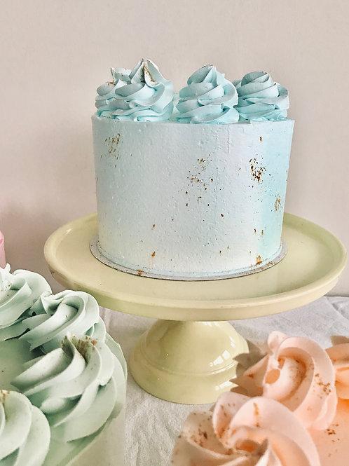 PASTEL CAKE - BLUE