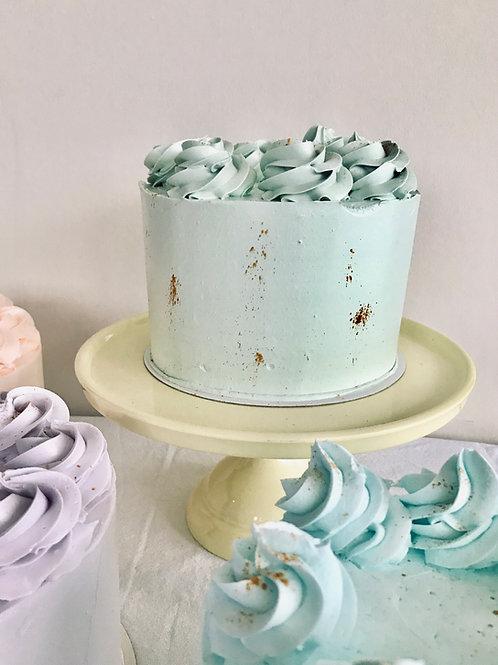 PASTEL CAKE - GREEN