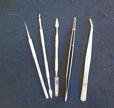 Tweezers and Picks
