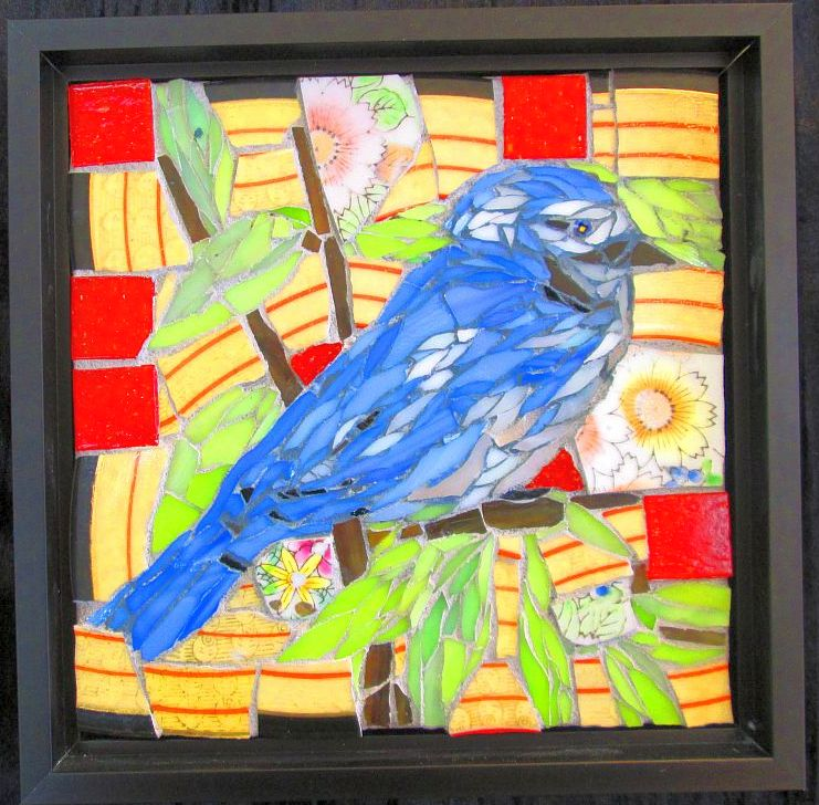 Little Bluebird - sold