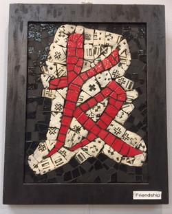 Friendship Plaque - $105