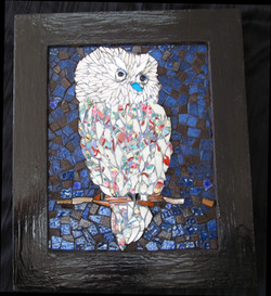 China Owl - Sold