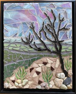 African landscape by Joan