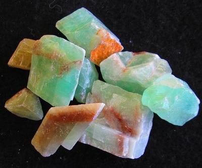 Flouride Minerals