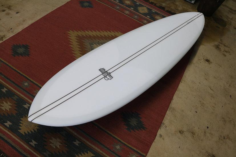 "7'4"" Wegener Surfboard"