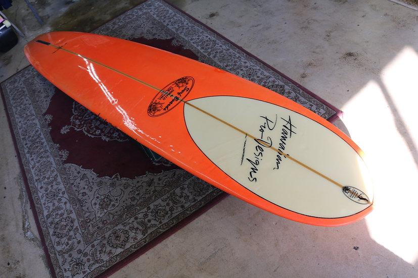 "9'0""  Takayama Surfboards"
