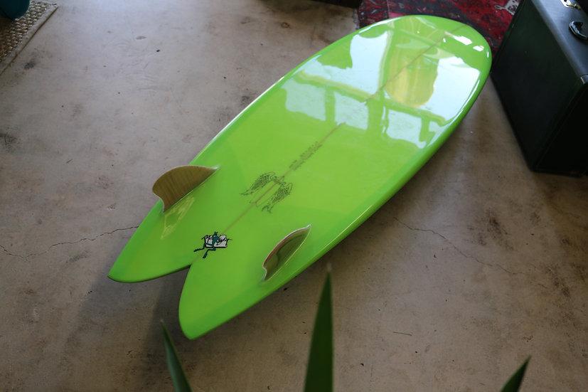 "6'7"" John Cherry Surfboards (Used)"