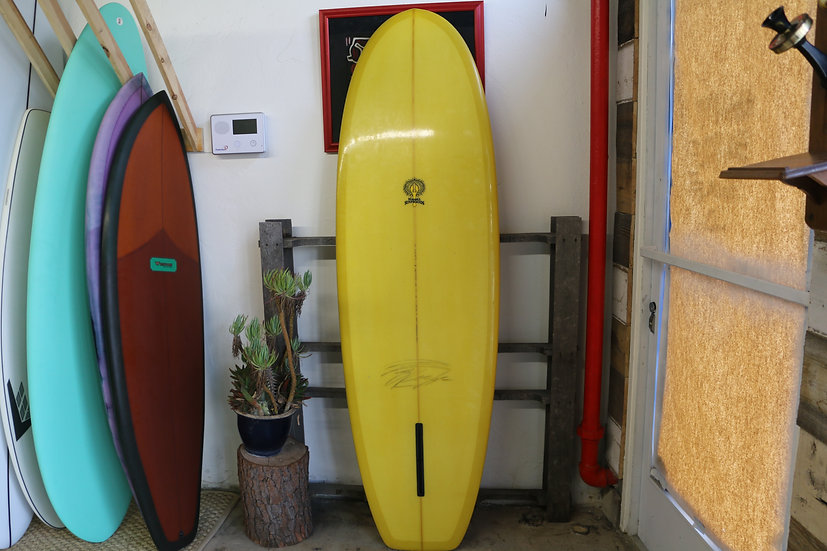 "6'4"" Russell Surfboards (Used)"