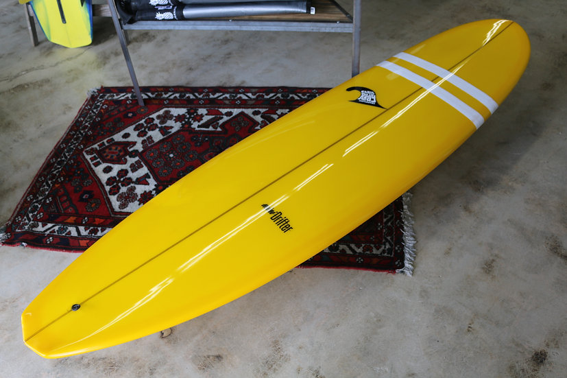 "7'2"" Chris Ruddy Surfboards"