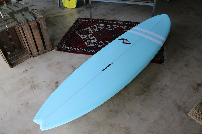 "7'2"" Chris Ruddy Surfboards"