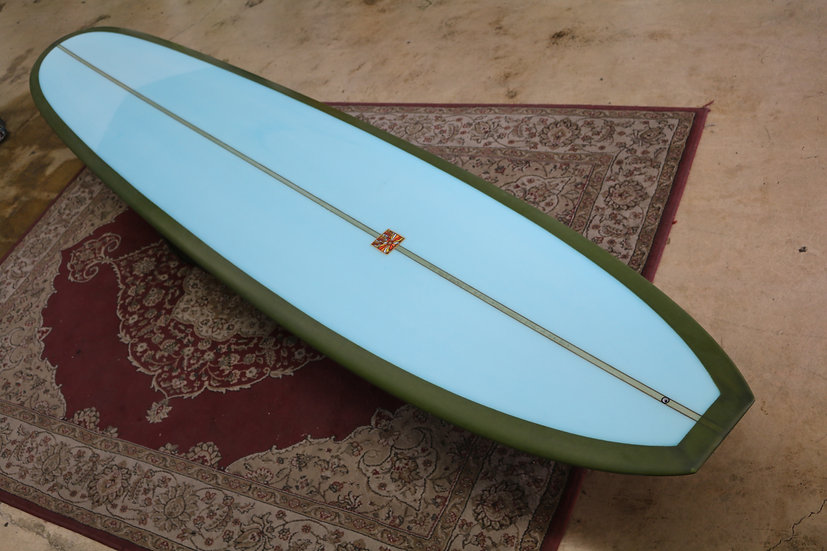 "9'7""  Tyler Warren Surfboards"