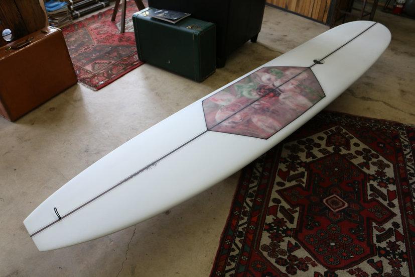 """9'6"""" Woodin Surfboards"""