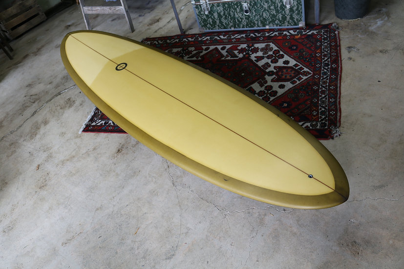 "7'6"" Weston Surfboards"
