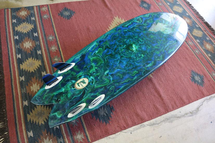 6' Rainbow x Greenroom Surfboards