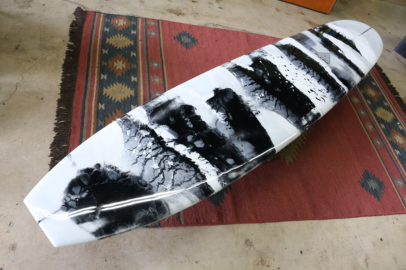 "9'5"" Night Train Surfboards"