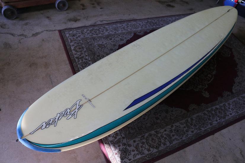 """9'0""""  Becker Surfboards"""
